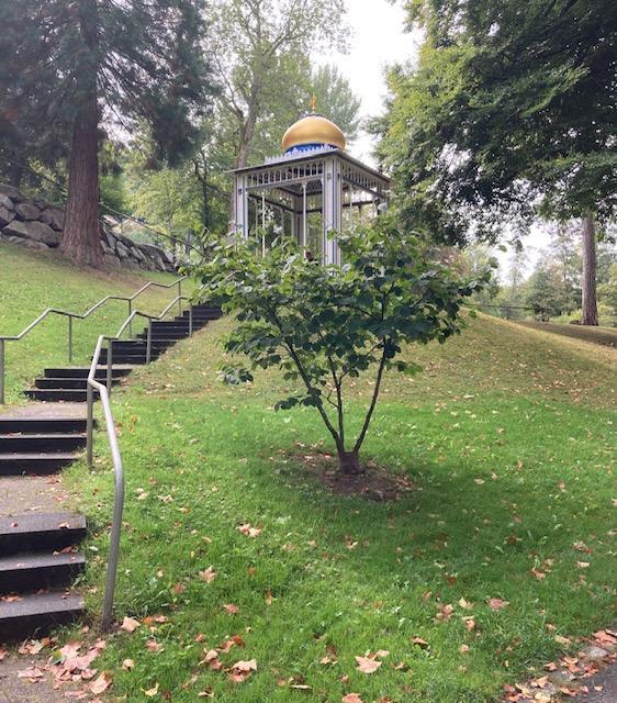 Bad Wildbad – idyllischer Kurpark