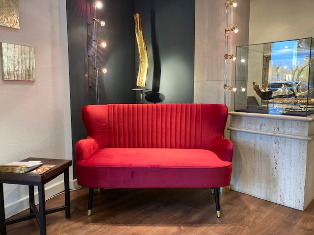 "Das ""Rote Sofa"""